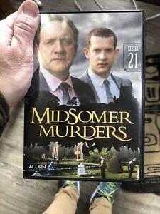MIDSOMER MURDERS: SERIES 21 2 DVD Set