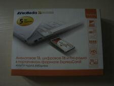 AVerMedia AVerTV Hybrid AirExpress Express Card 34/54mm NEW!