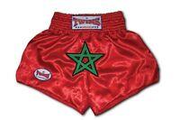 Twins Shorts TTBL011. Marokko, Muay Thai, Kickboxen, Thaiboxen, K1. XL u. XXL
