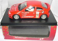 Ninco 50145 Renault Megane Glas #2 Red Rot MB