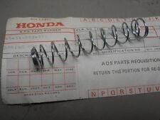 Honda NOS CT70, XL70, 1974-76, Brake Cable Spring, # 45454-098-950   h