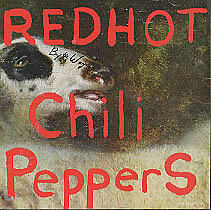 RED HOT CHILI PEPPERS By The Way RARE PROMO CD Single