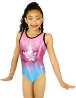 NEW! Unicorn Sublimated Gymnastics or Dance Leotards by Snowflake Designs