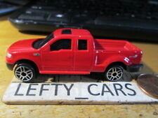 MAISTO 2004 RED FORD F-150 FX-4 PICK UP TRUCK 1/64 SCALE  - LOOSE! RARE!