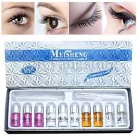 Eyelash Perm Set Eyelashes Perming Curling Lash Lifting Curler Makeup Kit