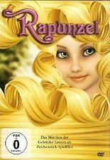 RAPUNZEL - Das Märchen der Gebrüder Grimm  - DVD - Neu & OVP