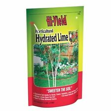 Horticultural Hydrated Lime - Corrects Soil Acidity & Supplies Calcium, 2 lb