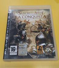 Il Signore degli Anelli La Conquista GIOCO PS3 VERSIONE ITALIANA
