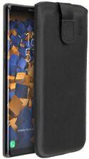 mumbi Ledertasche für Samsung Galaxy Note 8 Tasche Hülle Etui Case Cover Schutz