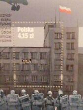Polish stamp, Polska, mint, sheet, 2011, Warszawa