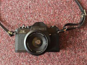 Chinon C E Memotron Camera