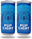 Pup Light- Squeaker and Crinkle (That Puppies Love so Much) Beer Can Dog Chew To