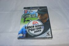 Tiger Woods PGA Tour 2003 (Nintendo GameCube, 2002) Brand New Factory Sealed