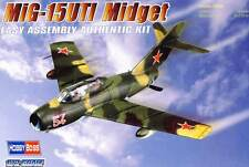 HobbyBoss MiG-15UTI Midget Red 54 Russia 1980 Iraw late 1:72 model kit set