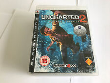 PlayStation 3 Uncharted 2: Among Thieves (PS3) VideoGames W BKLT
