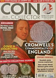 COIN COLLECTOR MAG SPRING 2021 # 10 = HISTORY OF THE ROYAL MINT IN PICTURES