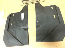 11-14  POLARIS RZR 900 XP -NEW POLARIS MUD FLAP SET- 800 S MOD!(left+right)