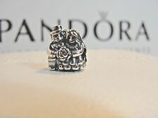 AUTHENTIC PANDORA BRIDE & GROOM , MR AND MRS 791116