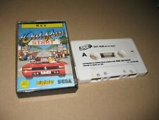 Out run start video game msx spanish edition