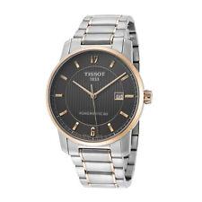 T0874075506700-Tissot мужские T-классический титана автоматические часы