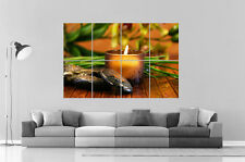RELAXATION ZEN DECO HOME SERENITY 02 Poster Grand format A0 Large Print