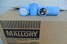 MALLORY CGS103U050U2C3PL CGS CAPACITOR CAP 10,000 UF/MFD 50VDC NEW NOS