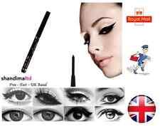 Waterproof Lip & EYE Eyeliner Black Eye Liner Pencil Pen Make Up Cosmetics