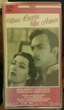 UNA CARTA DE AMOR. JORGE NEGRETE, GLORIA MARIN, SOLER, ROLDAN RARE SPANISH VIDEO