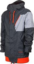 VOLCOM Men's ISOSCELES Snow Jacket - Size Large - CHR - NWT -