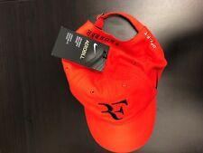 Nike RF Dri-fit Hat Roger Federer Aerobill Heritage 86 Red Unisex