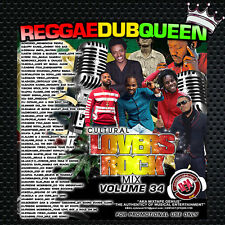DJ Dotcom - Cultural Lovers Rock 34 Mixtape. Reggae Mix CD.