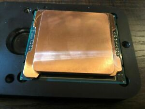 Intel Core i9-7980XE Processor with copper IHS from Rockit Cool can do 5.2+ Ghz