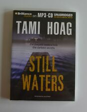 Still Waters - by Tami Hoag - MP3CD - Audiobook
