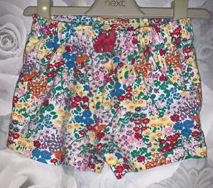 Girls Age 12-18 Months - Next Shorts