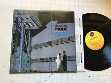 DEPECHE MODE SOME GREAT REWARD ORIGINAL '84 w/ LYRIC inr sleeve rare vinyl lp !!