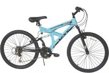"""Next 24"""" Gauntlet Mountain Bike Blue Brand New In Box IN HAND SHIPS FAST!"""