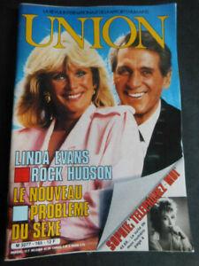 Magazine adulte UNION n ° 165 mars 1986 VOIR SOMMAIRE