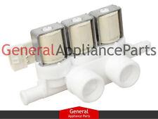 GE General Electric Washing Machine Washer Water Triple Inlet Valve WH13X10026