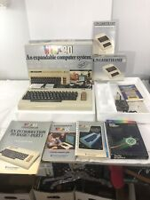 Commodore VIC-20 Lot Games Software VIC-1530 Datassette As Is Untested.