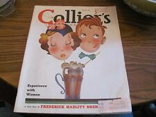 Collier's magazine May 22, 1937 complete