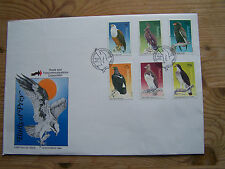 ZIMBABWE,BIRDS FDC.EXCELLENT.