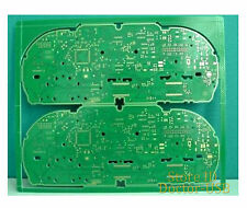 2 Layer PCB Manufacture Fabricate 2L Prototype Etching PCB Small Volume Service