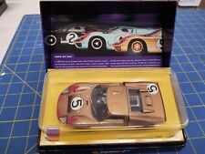 Scalextric C2465A Ford GT MKII 1966 Le Mans No. 5  1/32 Slot Car Mid America
