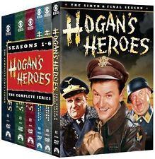 Hogan's Heroes Complete Series ~ Season 1-6 (1 2 3 4 5 6)~ NEW 27-DISC DVD SET