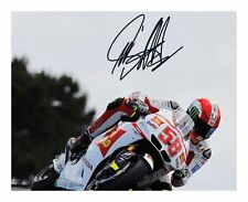 MARCO SIMONCELLI AUTOGRAPHED SIGNED A4 PP POSTER PHOTO