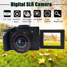 2.4 Inch 1080P TFT Digital SLR Camera LCD Screen HD 16MP 16X Zoom Anti-shake