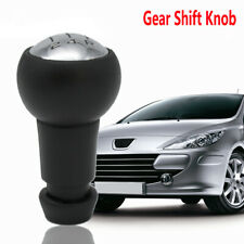 Shift Gear Knob For Peugeot 106 206 307 308 407 306 406 508 807 605 607 807