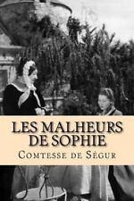 Les Malheurs de Sophie by Comtesse de Segur (2015, Paperback, Large Type)