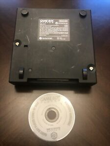 Nintendo Gamecube Gameboy Player and Start-Up Disc GBA Tested & Working