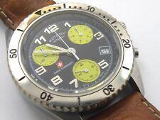 Rotary Vintage GS426/19 Swiss Commando Military Divers Chrono Watch - 100m